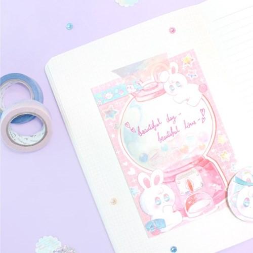 마넷 체크/투두 리스트 - 러블래빗W