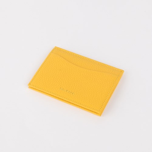 REIMS W018 Roof Mini Card Wallet Yellow