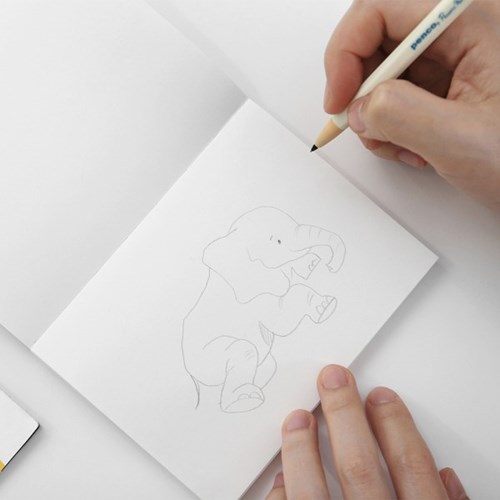 Nature's friends Notebook_Squirrel