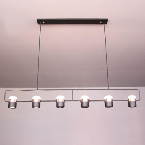 boaz 위즈덤6등(LED) 팬던트 고급 카페 인테리어 조명