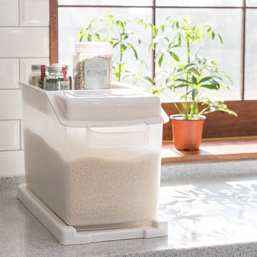 프랑코 슬라이딩 쌀통(중) 15kg_(826718)