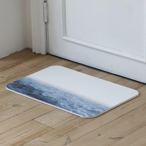 마리 규조토 욕실발판 디자인 발매트_(1179144)
