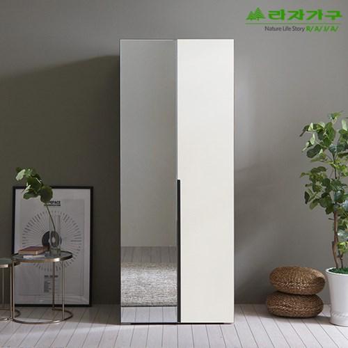 라자가구 오브 라라 전신거울 B형 옷장 NA8706