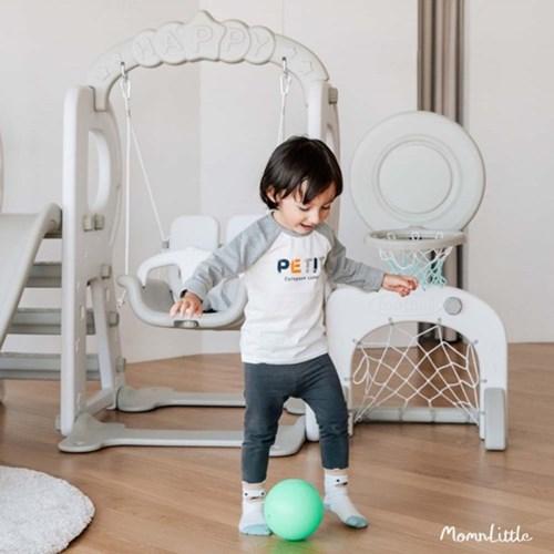 맘앤리틀 유아용 실내 농구골대 축구골대 장난감
