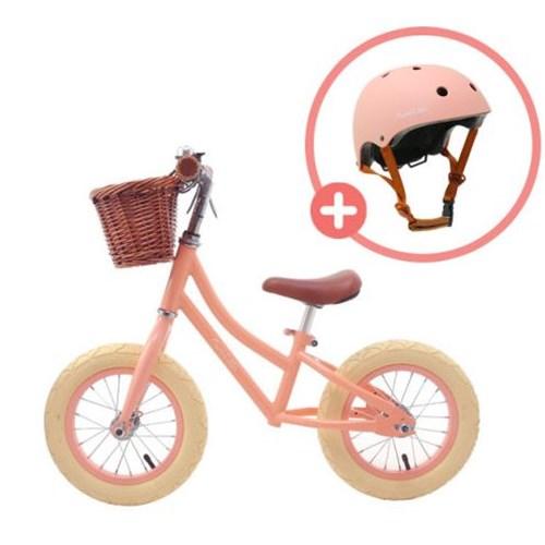 맘앤리틀 밸런스바이크 페달없는 유아 자전거