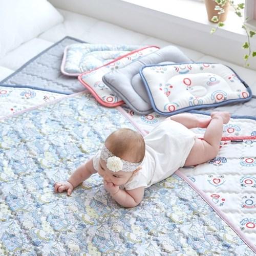 에시앙 인견 아기 쿨매트 2종(쿨매트+쿨베개) (디자인선_(845633)