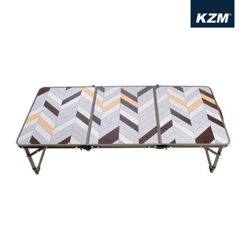 카즈미 슬림미니 3폴딩 접이식 캠핑테이블 II / K9T3U008 피크닉테이