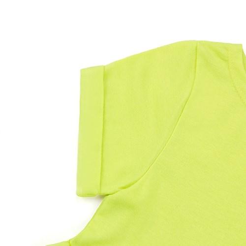 [리틀비티] 롤업 드레스 (네온 옐로우)_(1066715)