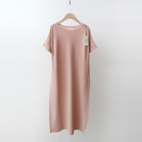 Hoega Wool Summer Knit Dress