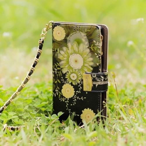 LG X6 2019 (LG X625) Encanto-Chic2-H 지퍼 지갑 다이어리 케이스