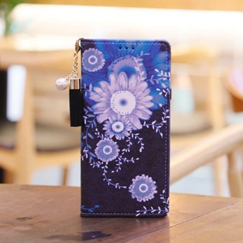 LG X6 2019 (LG X625) Ventosa-Pureza-T 수제 지갑 다이어리 케이스