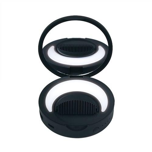 탐닉플러스 LED 거울 휴대폰 보조배터리 헬로썸머 에디션 아메리카노