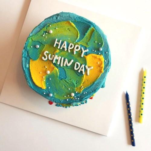 [텐텐클래스] (노원) 아이라이크케이크의 디자인케이크 클래스