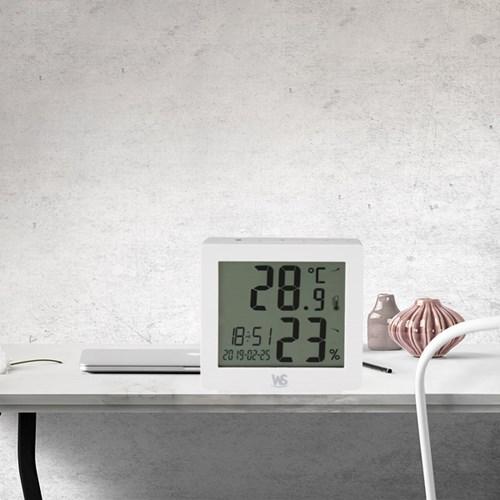 탁상용 디지털 전자 초정밀 신생아 아기 온습도계