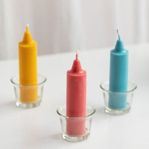 컬러칩 소이캔들 (13 colors)