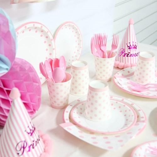 [파티스토리] 생일파티 테이블용품 세트_(1337964)
