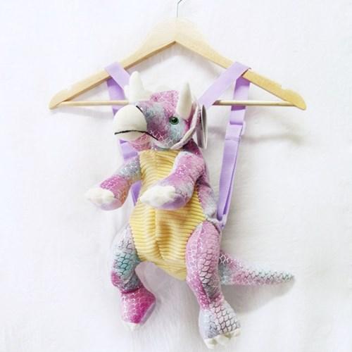 트리케라 공룡가방 백팩 (S)