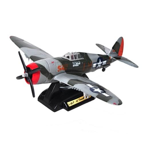 [모터맥스] 1:48 P-47 썬더볼트 전투기 (540M76316)(랜덤)
