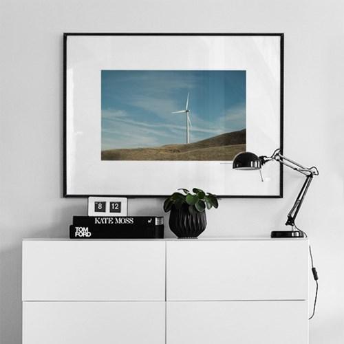 미니멀리즘 인테리어 대형액자 바람과함께 GTV16-60x80
