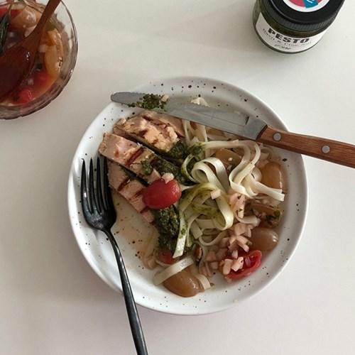 [폴라앳홈] 얼반시리즈 (얼飯) 편안한 접시