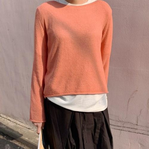 스프링 knit (5color)