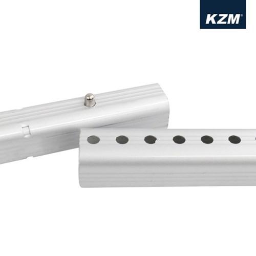 카즈미 알루미늄 슬라이드 폴대 36파이/2800mm K3T3T312SR 타프폴대