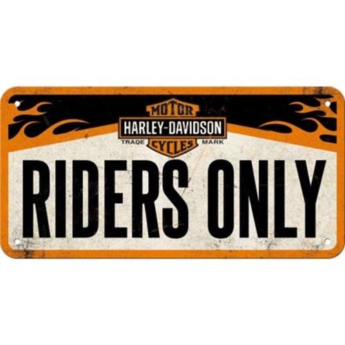 노스텔직아트[28003] Harley-Davidson - Riders Only