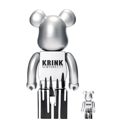 [KINKI ROBOT]400%&100%BEARBRICK KRINK (1907008)