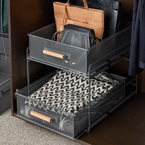 SOLE 철제 옷장수납 시리즈 택1