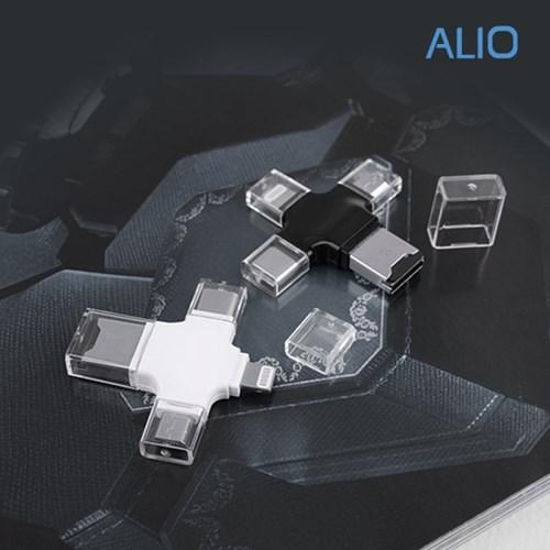 알리오 트리플 OTG 멀티 카드리더기_(1072079)