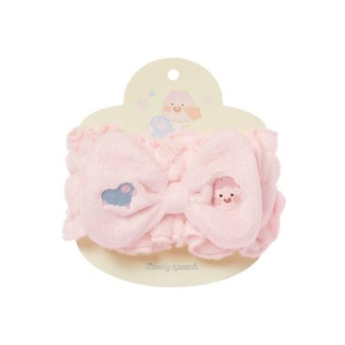 프릴세안밴드-핑크