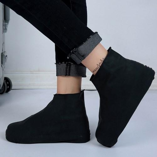 [커버팩토리] 방수 슈즈 신발 보호 라텍스 커버 LONG_(1332696)
