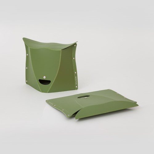 [PATATTO] 휴대용 접이식 의자 뉴파타토 250 레드
