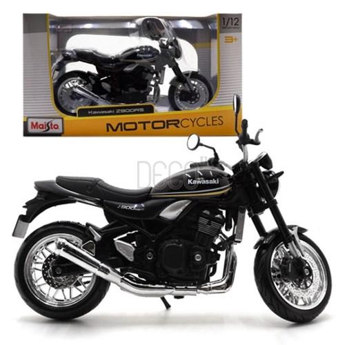 1:12 가와사키 Z900RS 오토바이 미니카