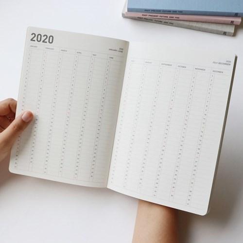 (2020 날짜형)PPF 2020 LARGE