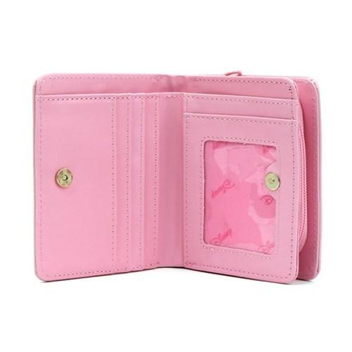 주디 에나멜 거울 지갑