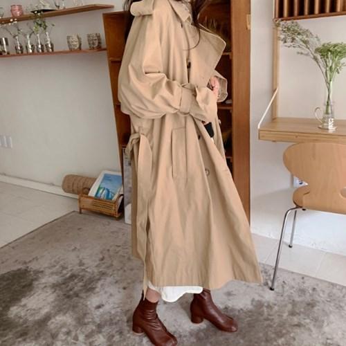 브릭스트렌치 coat