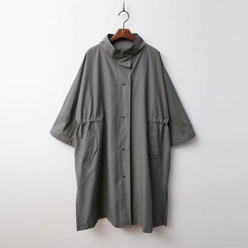 Safari Military Jacket-안감