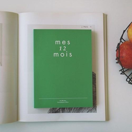 (만년형) Mes 12 Mois _ VER.5