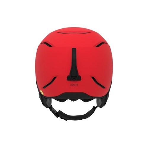 JACKSON MIPS 보드스키헬멧 - MATTE BRIGHT RED BLACK