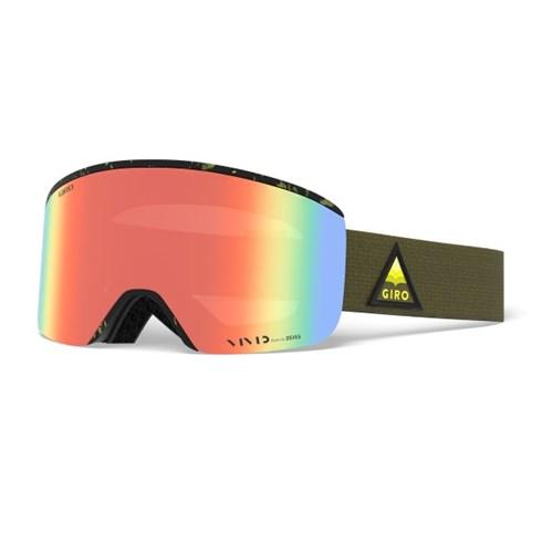 지로 AXIS AF 7105290 (아시안 핏) 고글 스페어렌즈 포함