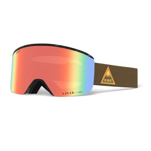 지로 AXIS AF 7105294 (아시안 핏) 고글 스페어렌즈 포함