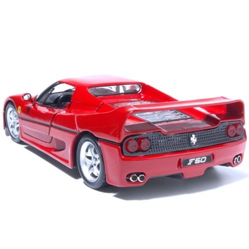 브라고 1:24 페라리 컬렉션 F50/FERRARI/모형/장식