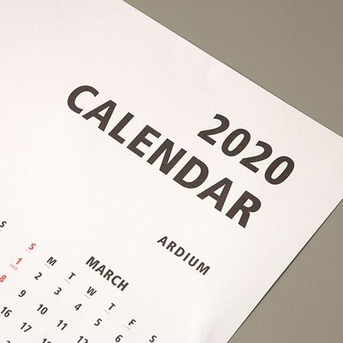 2020 심플 365 캘린더_(2229255)