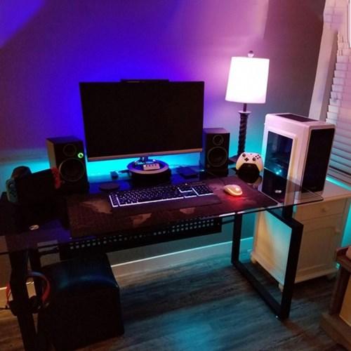 LED바 diy LED간접조명 무드등 RGB 리모컨 led인테리어 침실조명
