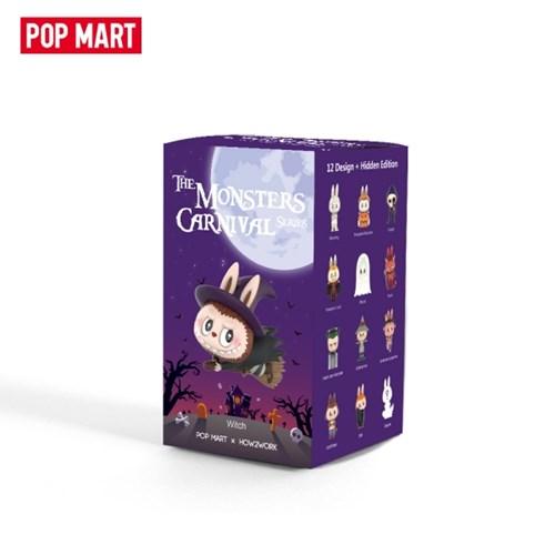 [팝마트코리아 정품 판매처] 라부부-카니발 시리즈_랜덤