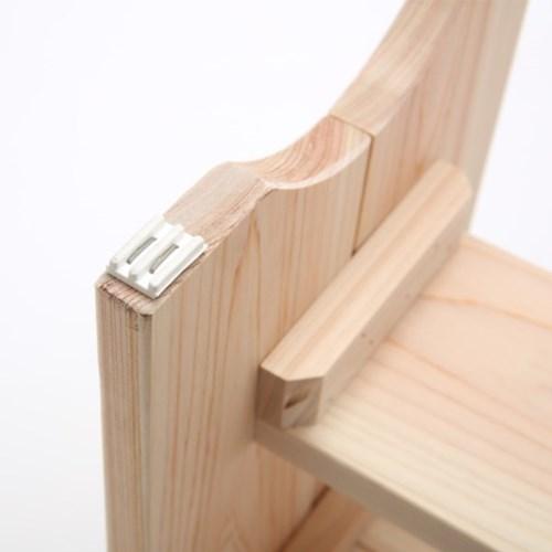 피톤치드 편백나무 목욕의자(와이드형)