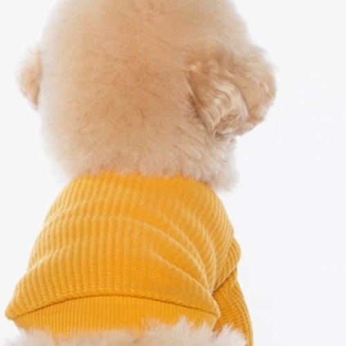 베럴즈 별사탕 가디건 (옐로우)