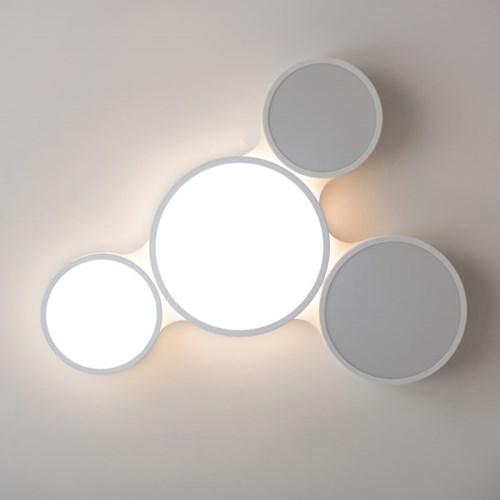 LED 드로우 써클 거실등 80W