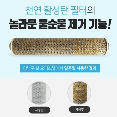 도레이 정수샤워기 (화이트) 염소 녹물제거 피부 모발보호